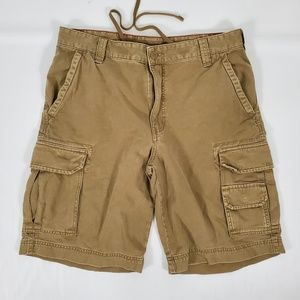 Levi's NEW Cargo Drawstring Mens Shorts sz 32